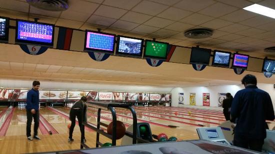 Bowling Roma