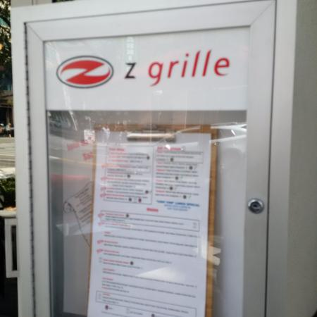 Z Grille Photo