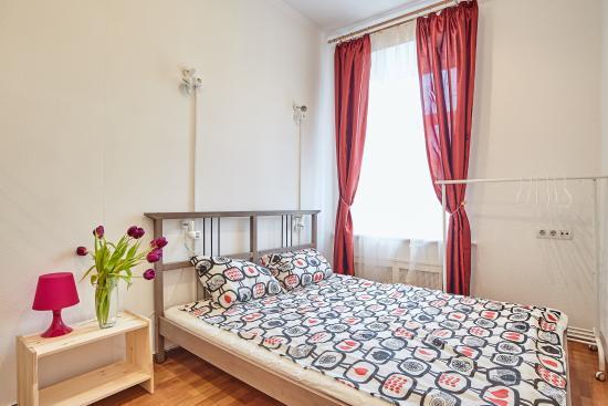 Apricot Hostel : Двухместный номер