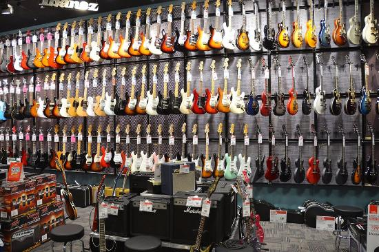 Guitar Center (Los Angeles) - 2019 All You Need to Know