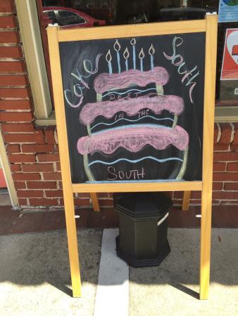 Cake South