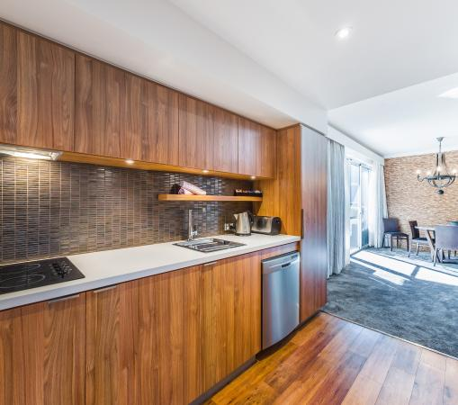 The Sebel Swan Valley the Vines : 2 Bedroom Apartment Kitchen