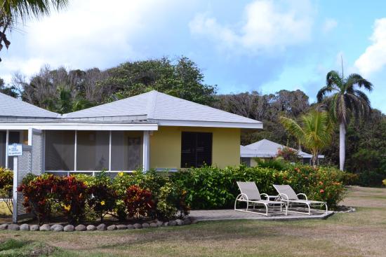 Newcastle, Nevis: Rawlins Cottage