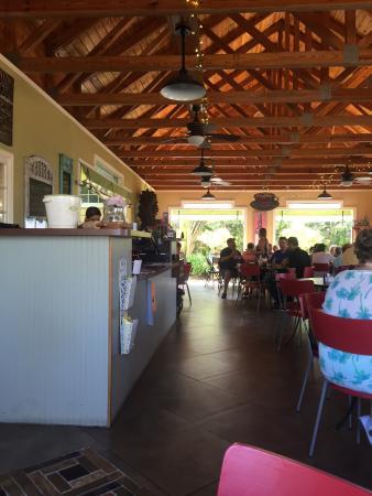 Sebring, FL: Great lunch crowd