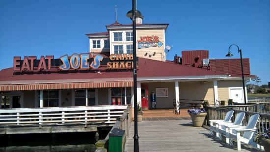 Joe S Restaurant North Myrtle Beach