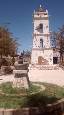 Plaza de Toconao
