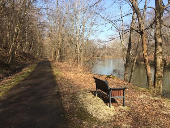 Meadville, Pensilvania: Ernst Trail
