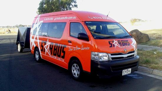 Tullamarine, Australien: One of many on our fleet