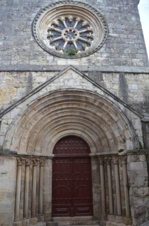 Church of Sao Joao de Alporao