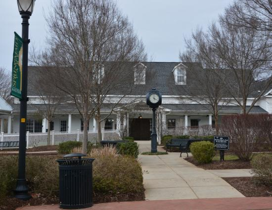 Main Entrance - Picture of Fish Market, Fort Mill - TripAdvisor