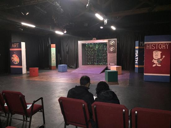 "Northern Star Theatre Company : The set of ""Schoolhouse Rock Jr."""