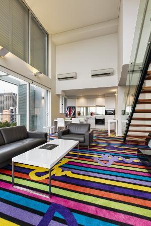 ADGE Apartment Hotel: City Facing Penthouse