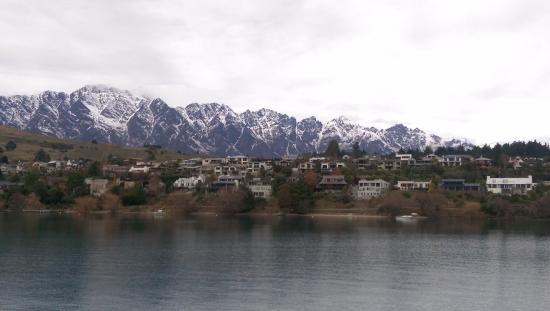 Queenstown, Nuova Zelanda: Expensive homes