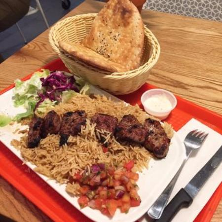 Top afghani food mississauga picture of naan and kabob for Afghan kabob cuisine