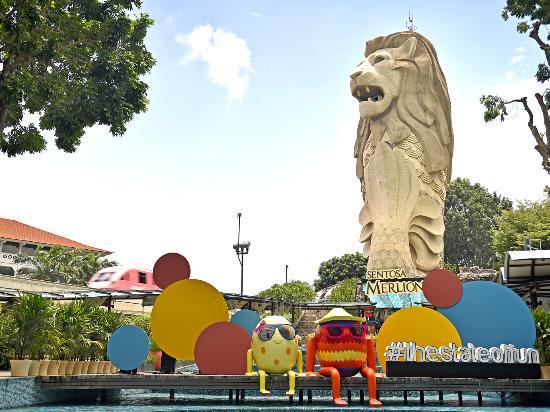 Sentosa Island, Singapore: Sentosa Easter Egg