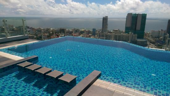 """Lovely hotel, great infinity pool!"""