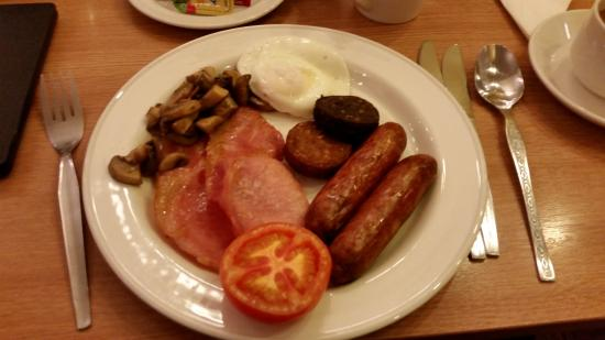 Shamrock Lodge Hotel Athlone: Full Irish Breakfast