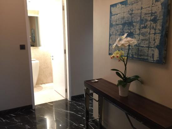 Console Tables for Hallway