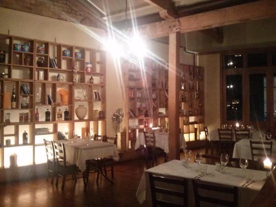 Vivace Restaurant Bar Interior