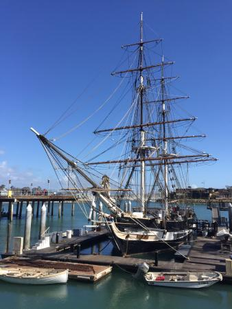 Dana Point, Califórnia: The Brig Pilgrim