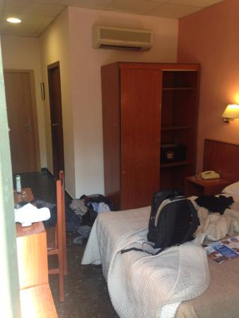 Hotel Cuatro Naciones