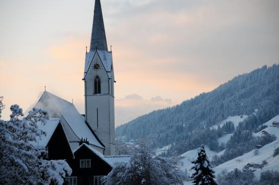 Silbertal im Winter