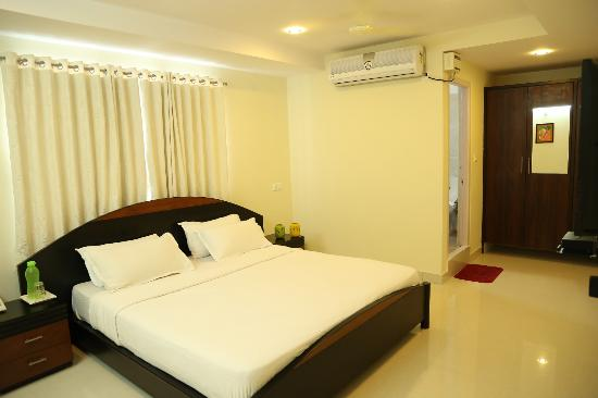 Skyla Serviced Apartments Gachibowli