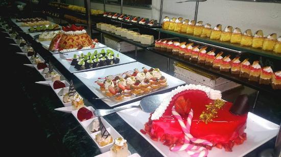salads buffet picture of island view resort sharm el sheikh rh tripadvisor com