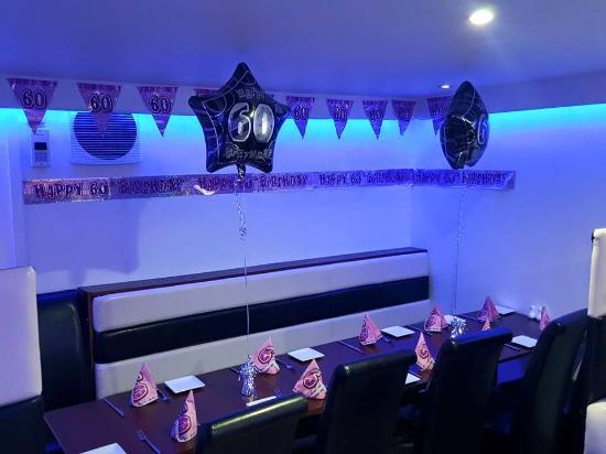 Balti Towers: Birthday Parties