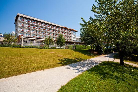 Hotel Jelovica Bled: Summer in Bled