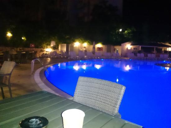 Marbel Hotel Aufnahme