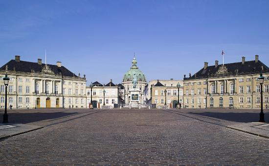 Amalienborgs slott