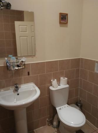 Alba Hostel Glasgow: Toilet