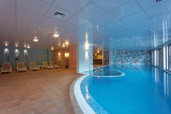 Hotel Kristal: Indoor swiming pool