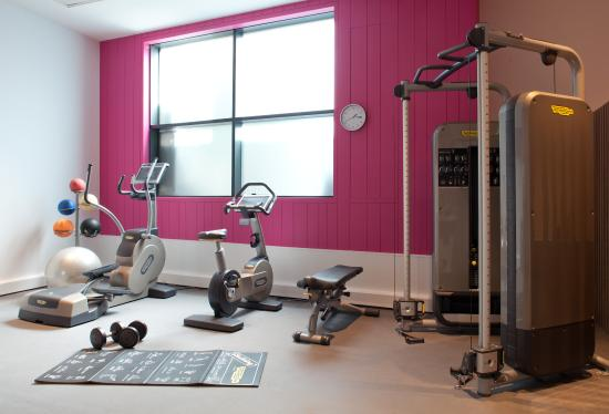 The Morrison, a DoubleTree by Hilton Hotel: Fitness center 2