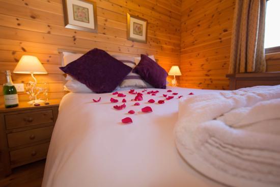 Wall Eden Farm: Luxury Bedroom