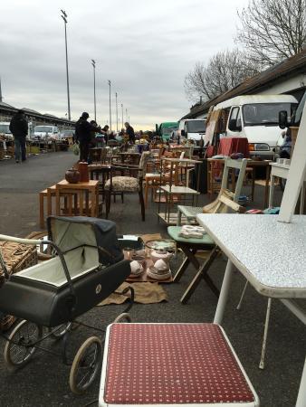 Sunbury Antiques Market Picture Of