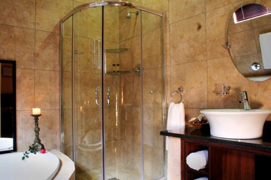 The Village Guest House: Apartment 2 bathroom