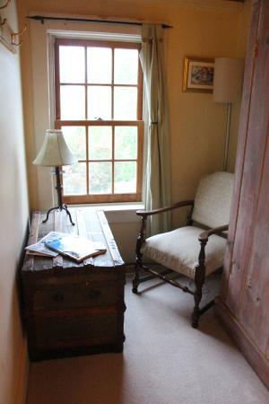 Grand Pre, Canadá: L'Arcadie Blanc Room
