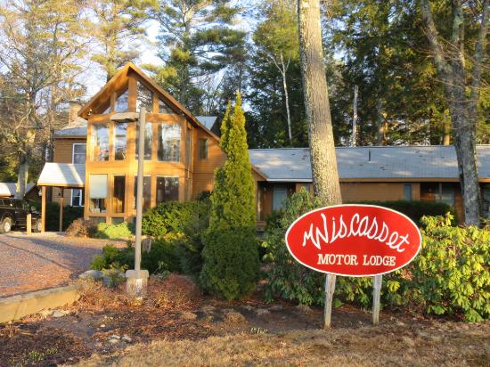 ‪Wiscasset Woods Lodge‬