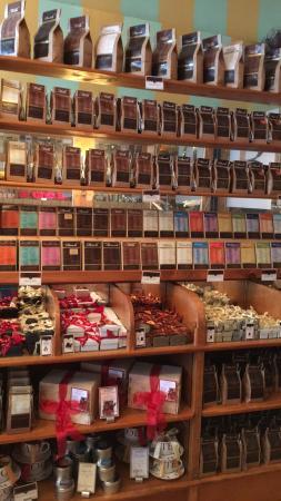 L.A. Burdick: Candy crush