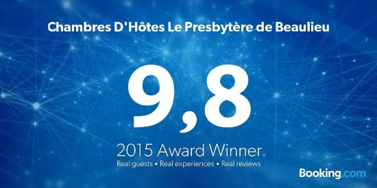 Beaulieu-les-Loches, Francja: LE PRESBYTERE DE BEAULIEU B&B Touraine Vallée de la Loire