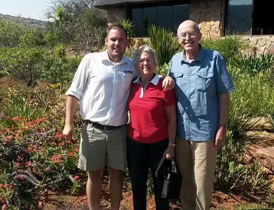 Provincia de Limpopo, Sudáfrica: Panorama Route with Nancy and Scott.