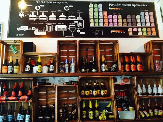 Beertija Pivnica & Prodavnica Piva