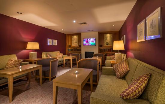 Corus Hotel Hyde Park London: Corus Hyde Park snug