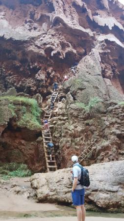 Havasu Falls Campground: 20150529_081224_large.jpg