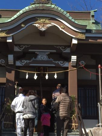 Shimogokumano Shrine