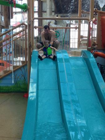 kid slides picture of soaring eagle waterpark and hotel mount rh tripadvisor co za