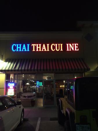 Chai Thai Cuisine: Restaurant