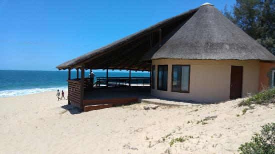 beach bar Picture of Macaneta Holiday Resort Maputo TripAdvisor